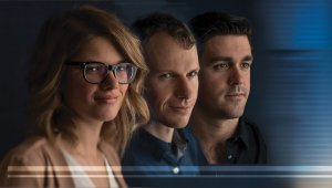 Émie R Roussel Trio