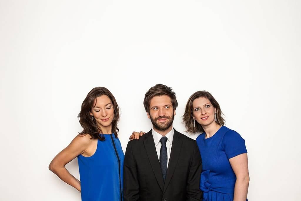 Trio de l'île