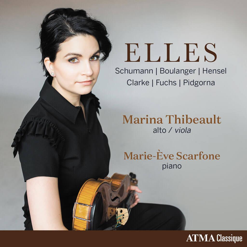 Elles de Marina Thibeault et Marie-Eve Scarfone