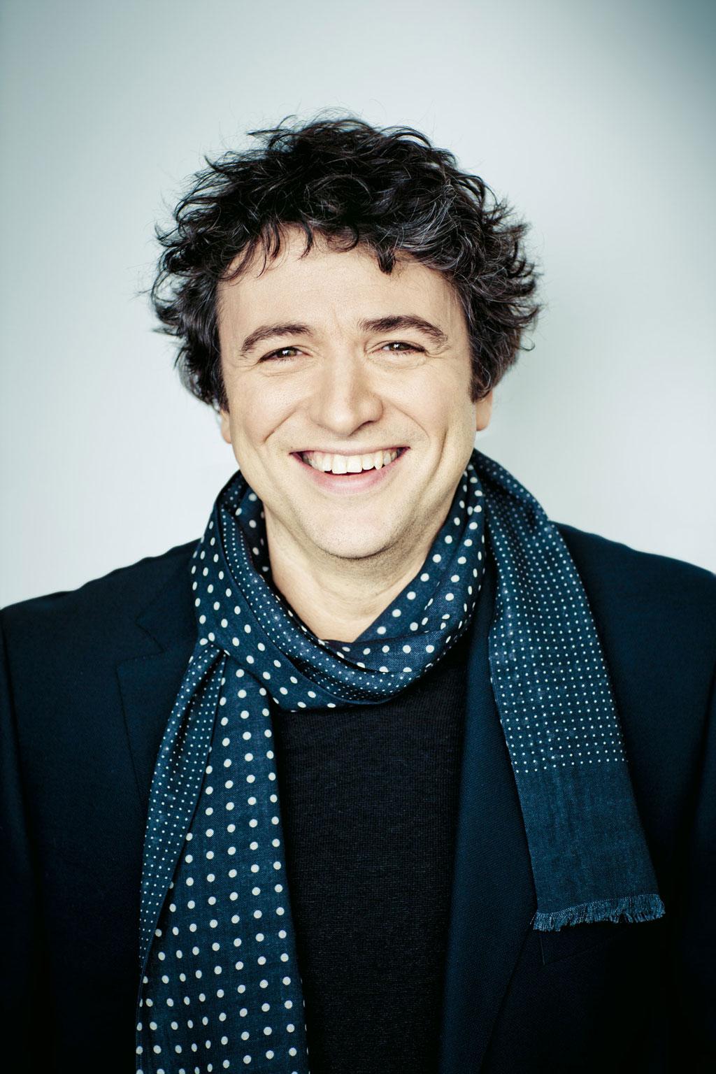 Le chef Alain Trudel dirige l'Orchestre Métropolitain dans le concert Imaginer l'Espagne, cette semaine.