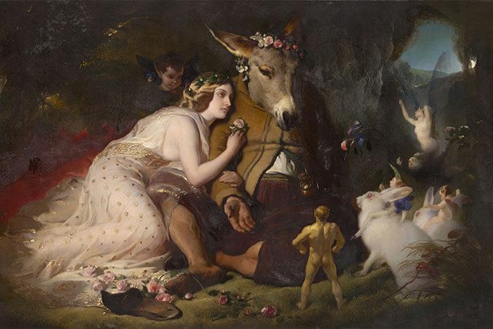 Songe d'une nuit d'été, de Britten, d'après Shakespeare, sera présenté en février à la salle Claude-Champagne.