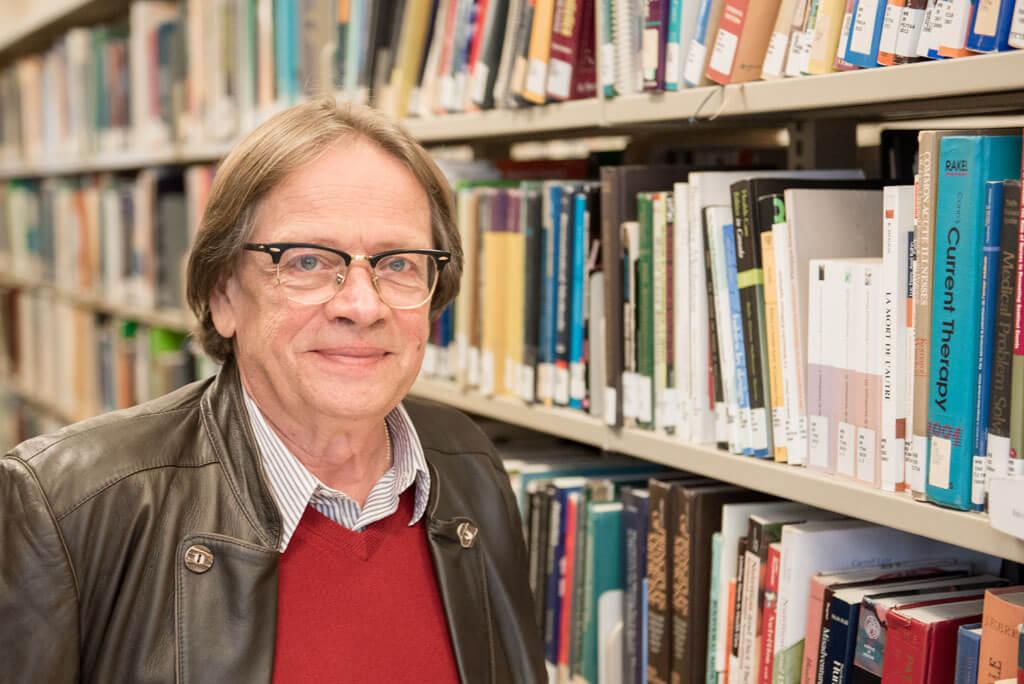 Jean-Marc Charron – Doyen intérimaire de la Faculté de musique de l'Université de Montréal