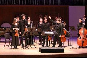 Ensemble de Musique Contemporaine de l'Université de Montréal (Photo courtoisie)