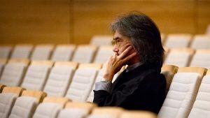 Kent Nagano (Photo: courtoisie de l'OSM)