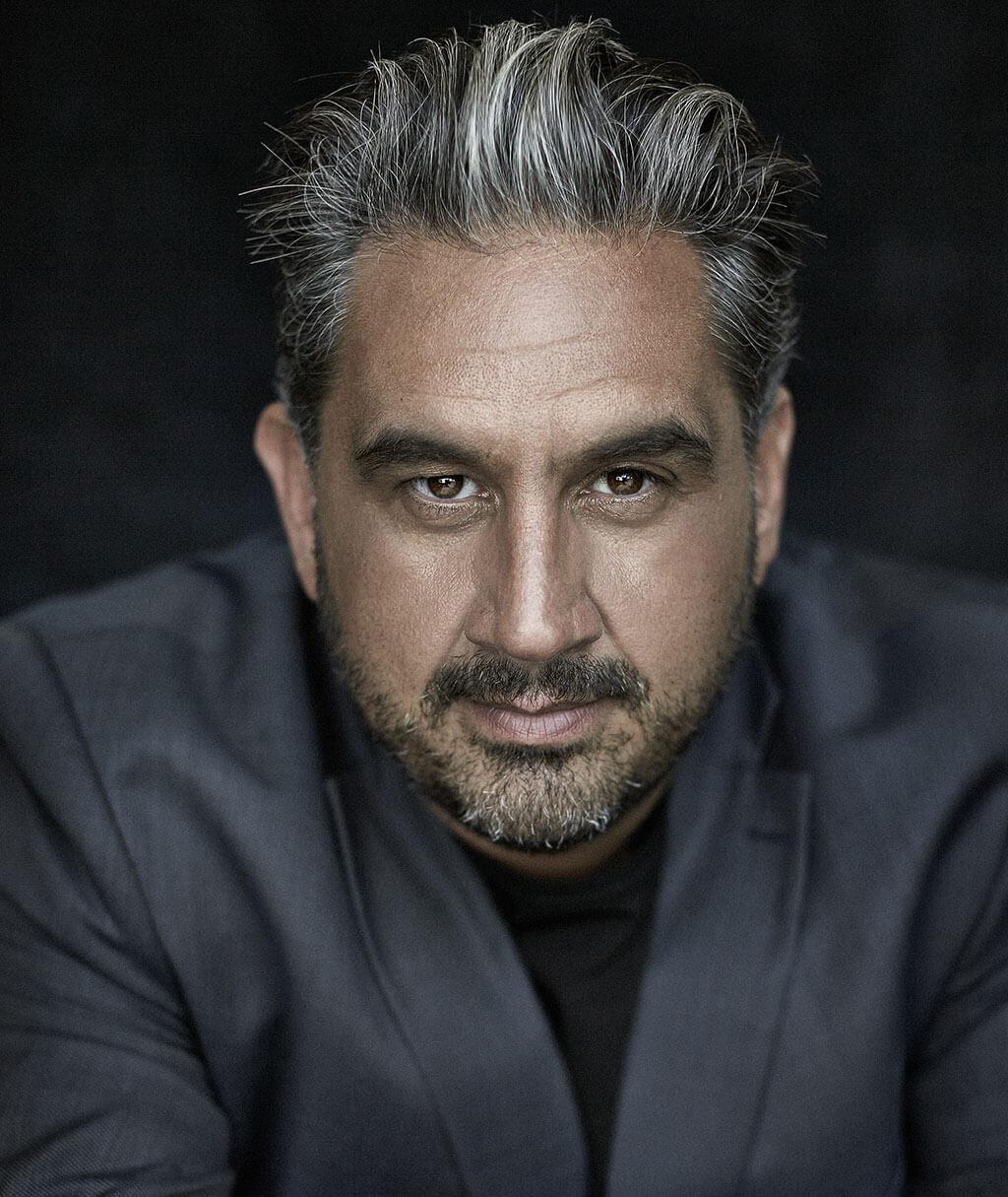 Marc Hervieux (Crédit: Julien Faugère)