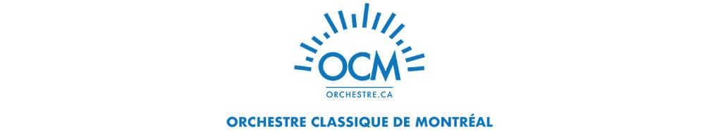 Logo Orchestre classique de Montréal