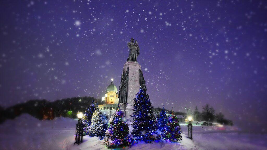 """concerts de Noël: la série """"Noël à l'Oratoire"""" propose 4 concerts en décembre. (Image: courtoisie)"""