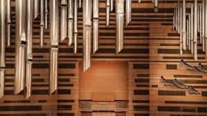 Le Grand orgue Pierre-Béique de la Maison symphonique. (Photo