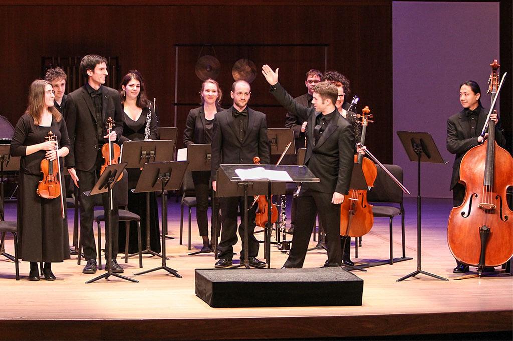 L'Ensemble de musique contemporaine de l'Université de Montréal