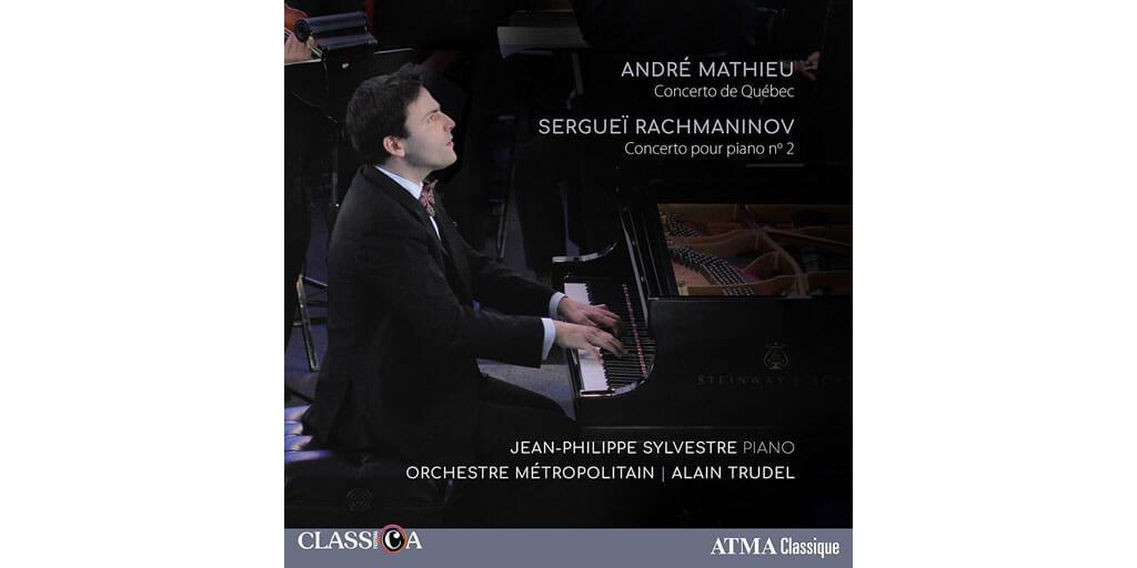 Le programme comprend le Concerto no 2 de Rachmaninov et le Concerto de Québec d'André Mathieu.