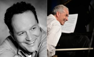 Martin Bruns, baryton Stéphane Lemelin, piano