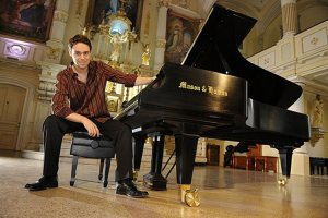 Maxim Bernard, piano
