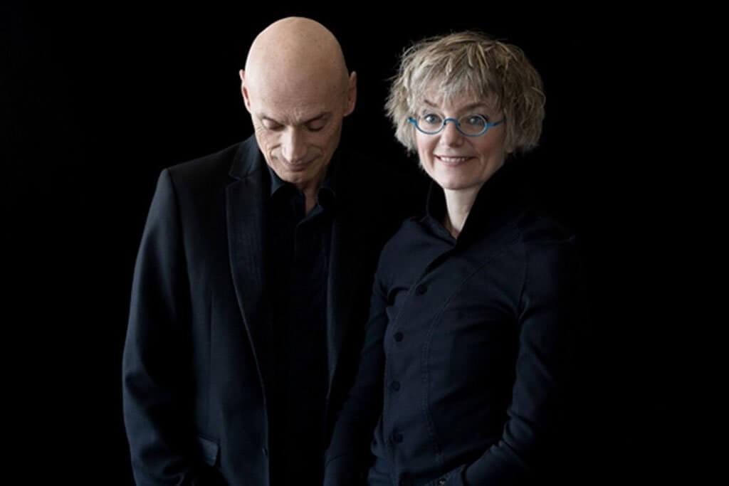Brigitte Poulin, piano Jean Marchand, piano