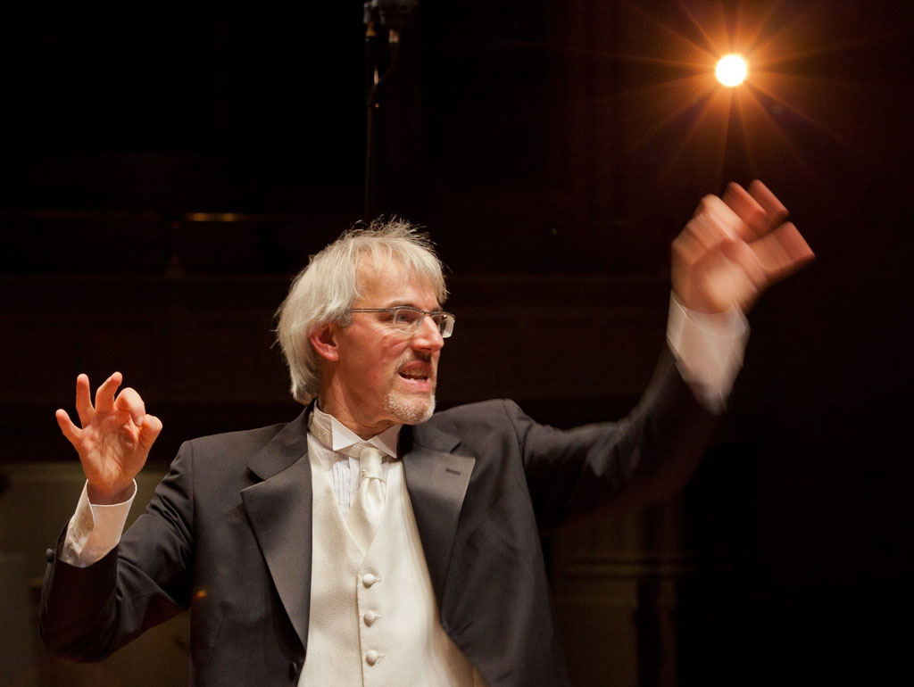 Matthias Maute dirigera l'Oratorio de Noël dans le cadre du Festival Bach.