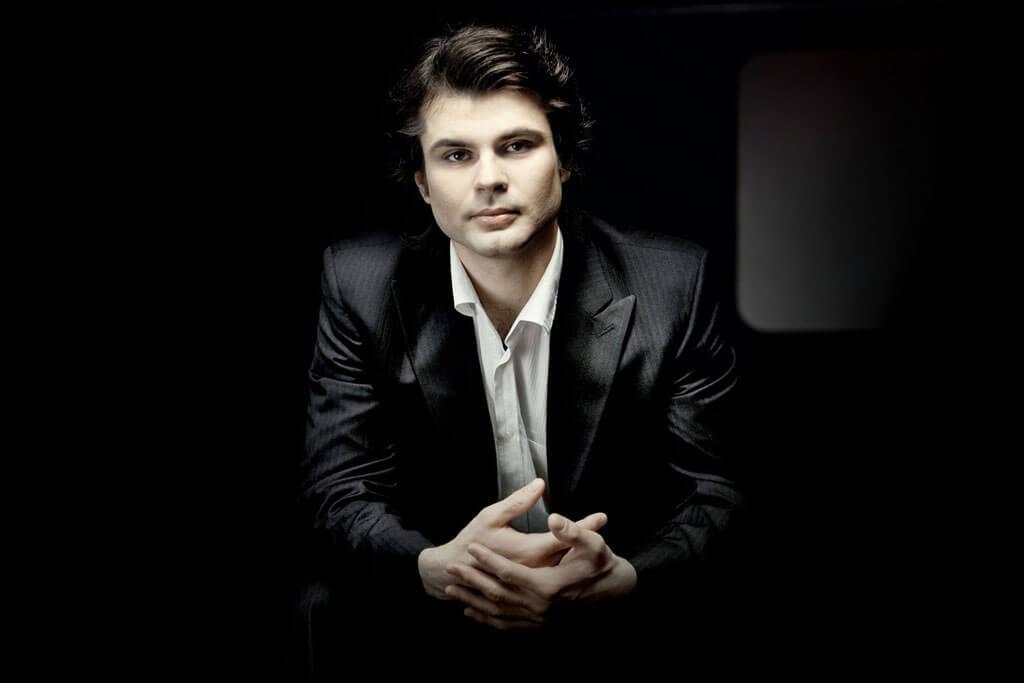 Le pianiste Serhiy Salov est en récital cette semaine à la Chapelle historique du Bon-Pasteur. (Photo: courtoisie)
