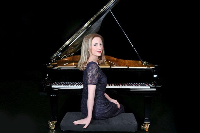 La pianiste Anne-Marie Dubois est l'une des participantes de l'événement Beethoven 32, le 17 février à Sorel-Tracy. (Photo: courtoisie)