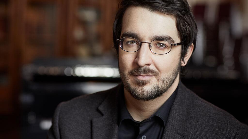 Charles Richard-Hamelin est l'invité de l'Orchestre symphonique de Laval cette semaine.