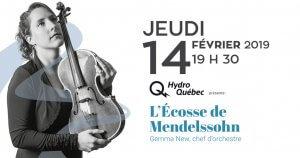 L'Écosse de Mendelssohn