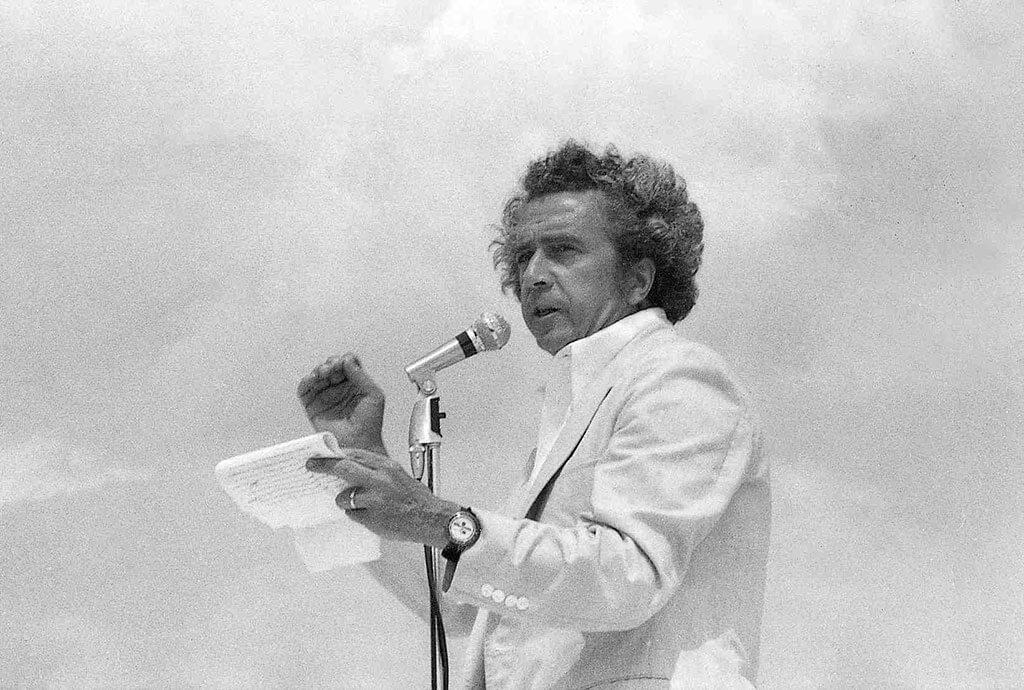 Françoys Bernier, fondateur du Domaine Forget. (Photo: Collection du Domaine Forget)
