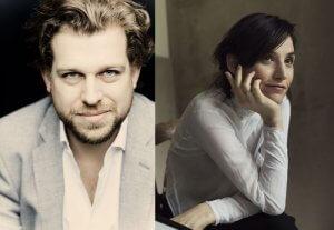 Julian Prégardien donnera un récital accompagné de la pianiste Tamar Halperin, à la salle Bourgie, le 28 novembre à 19 h 30. (Photo: courtoisie).