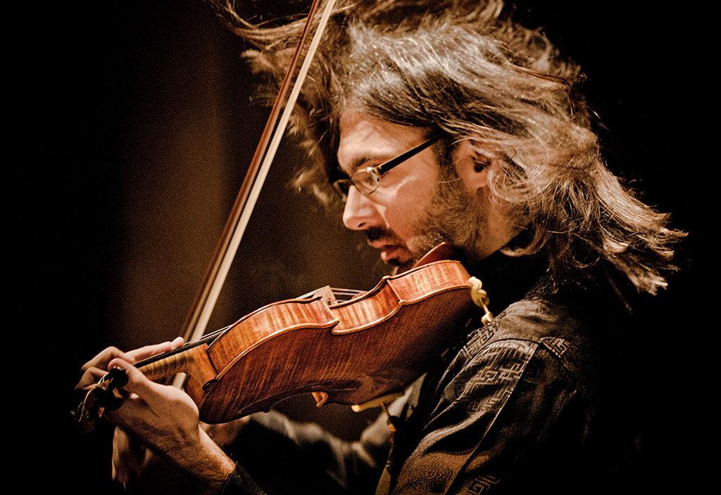 Stingray Classica diffuse des concerts de prestige, tels que celui du violoniste grec Leonidas Kavakos avec le pianiste russe Daniil Trifonov au Verbier Festival. (Crédit: Marco Borggreve)