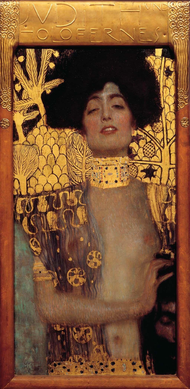 Gustav Klimt, Judith/Salome, 1901