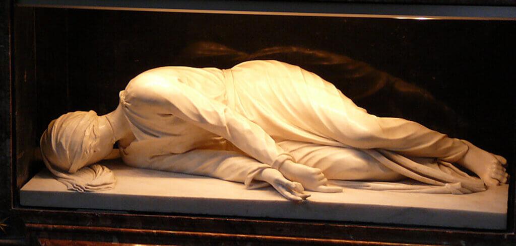 Cecilia Maderno, Raphael