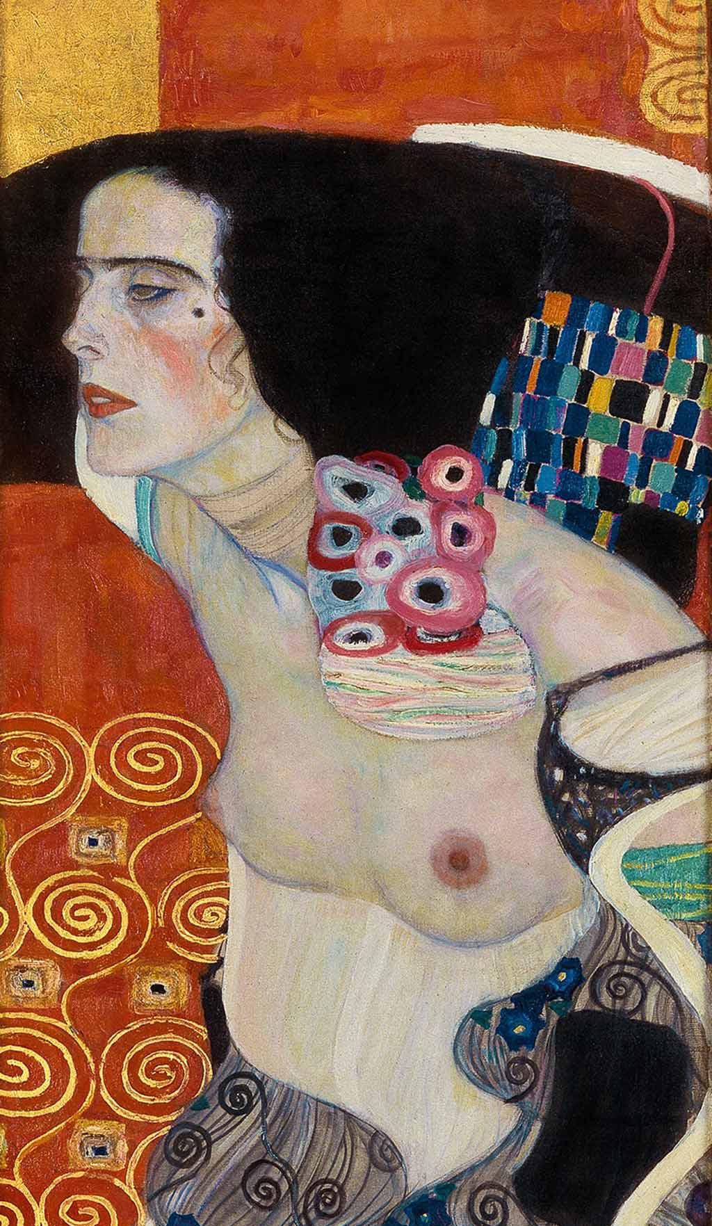 Judith II, Gustav Klimt