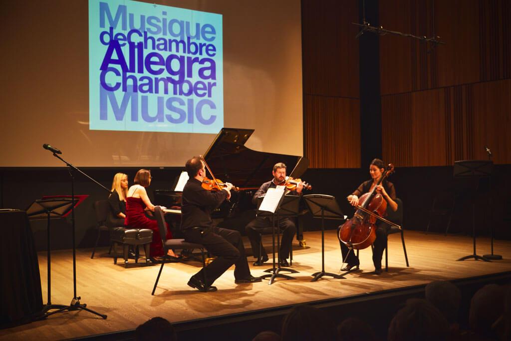 Musique de chambre Allegra