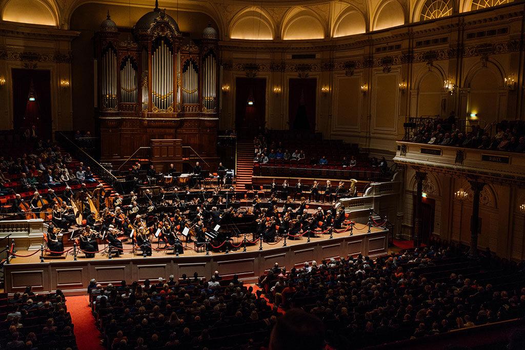 Le test est réussi sur tous les plans, et le public exigeant d'Amsterdam les a applaudis à tout rompre. (Crédit: François Goupil)