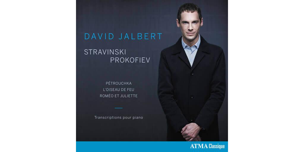 Stravinski Prokofiev, paru chez ATMA Classique, est un tour de force de virtuosité, de force d'impact sonore et de coloris pianistiques exceptionnels.