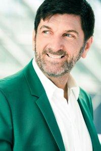 Luc Beauséjour, fondateur de Clavecin en concert. (Crédit : Annie Ethier)