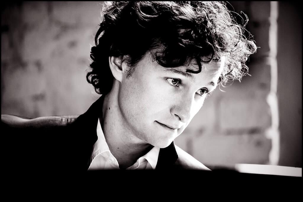 Le pianiste allemand Martin Helmchen. (Crédit: Giorgia Bertazzi)