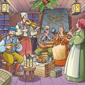 Noël en Nouvelle-France
