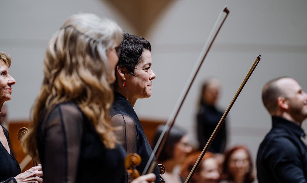 L'Orchestre Métropolitain - Concert de l'année - Montréal. (Crédit: François Goupil)