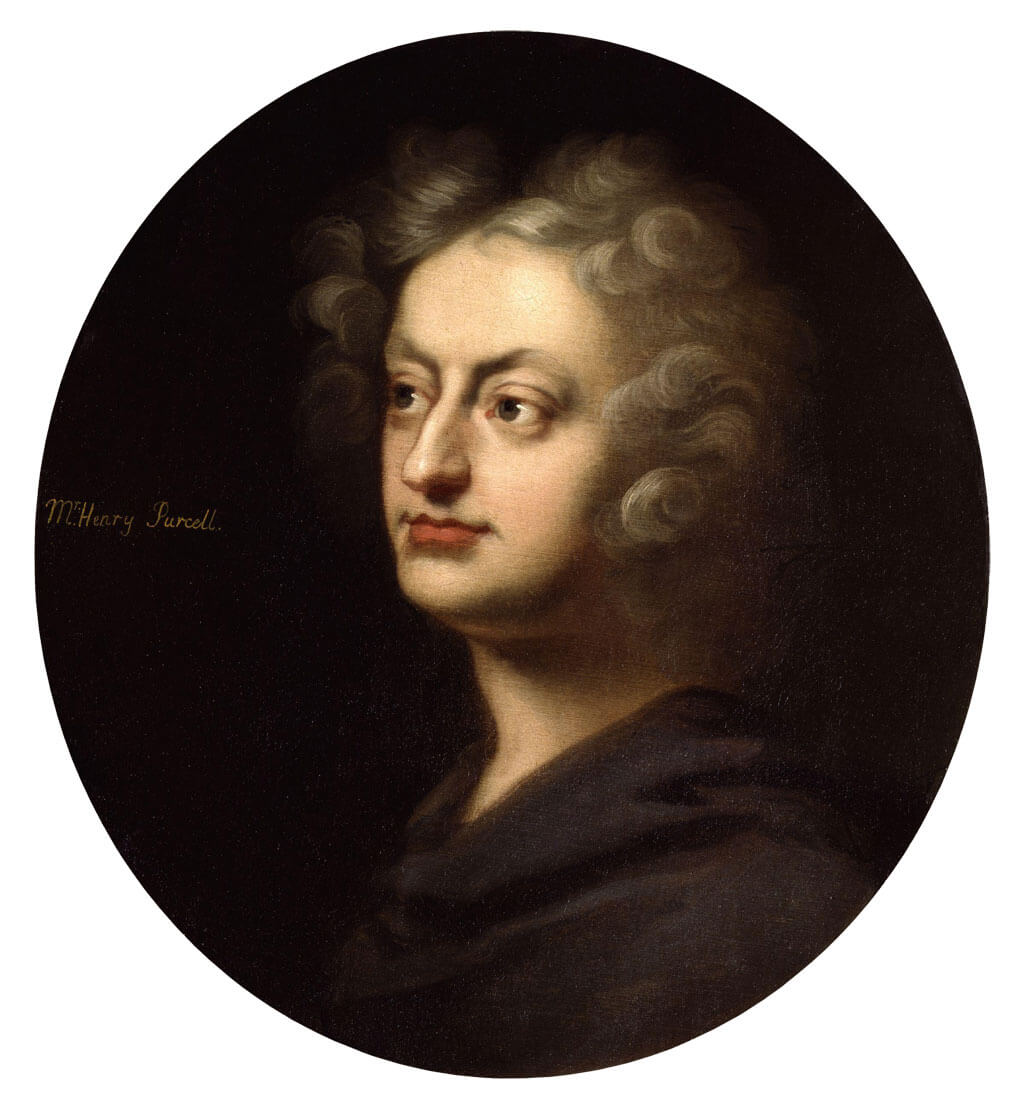 Henri Purcell, artiste inconnu, 1695