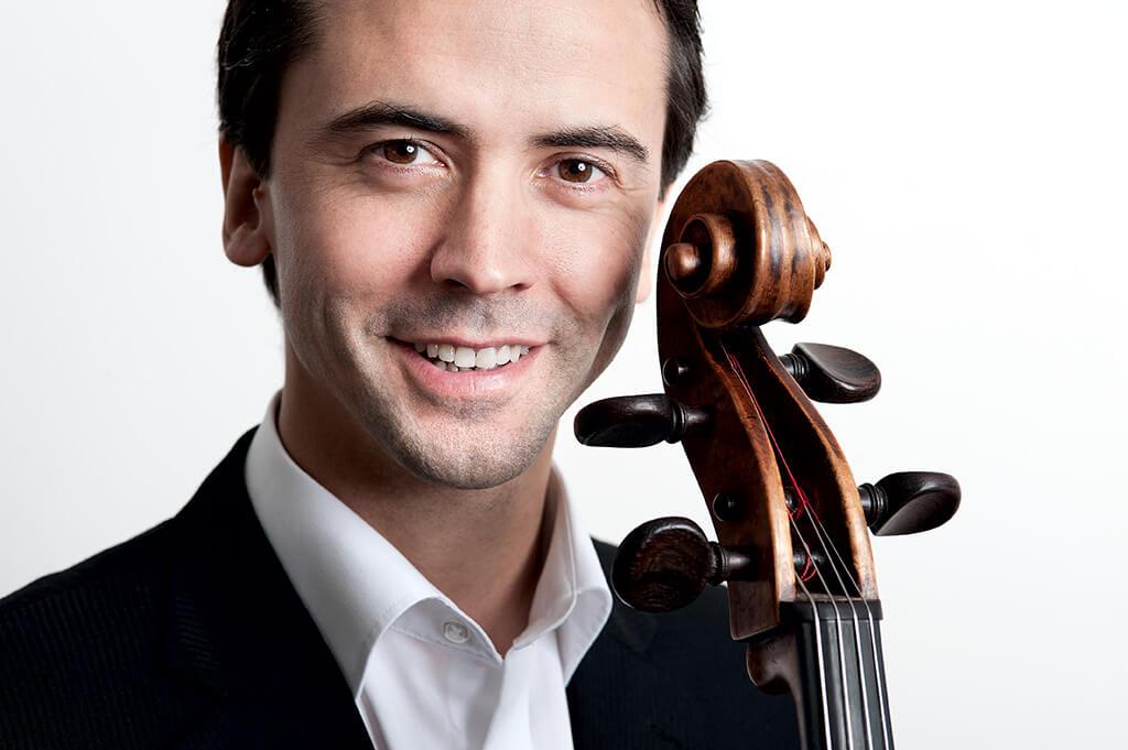 Jean-Guihen Queyras sera de la tournée de l'Orchestre Métropolitain, du 24 novembre au 4 décembre. (Crédit: François Sechet)