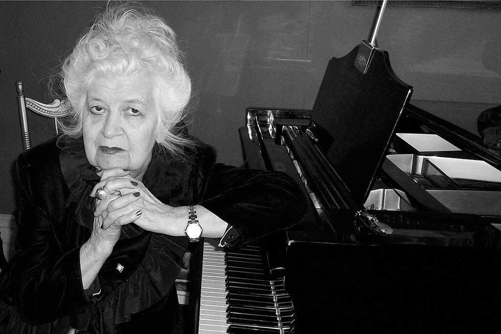 Rolande Royer, fondatrice de La Petite maison des arts. (Photo: courtoisie)