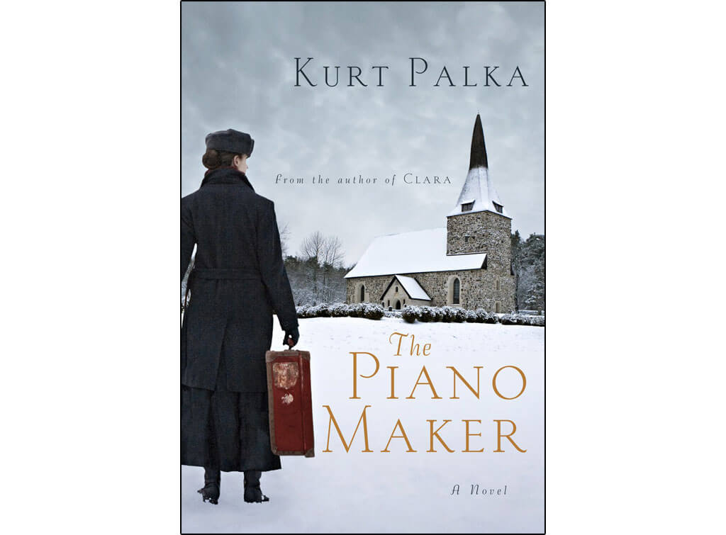 Canadian novels about classical music: The Piano Maker, by Kurt Palka