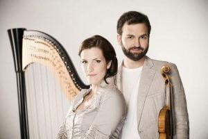 Valérie Milot et Antoine Bareil