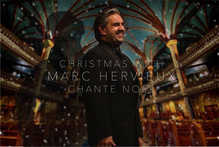 marc hervieux chante noel