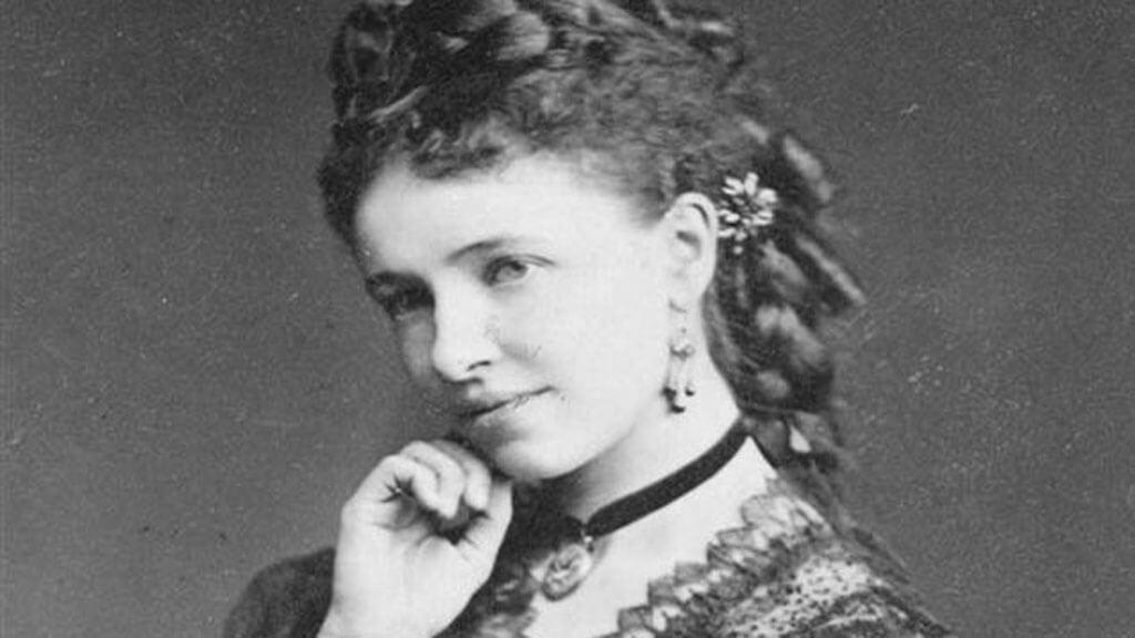Emma Albani, cantatrice. (Photo: Société d'histoire de la Seigneurie de Chambly)