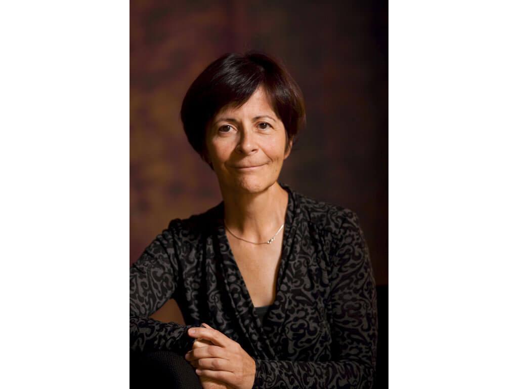 Isabelle Panneton, Doyenne de la Faculté de musique de l'Université de Montréal depuis 2012. (Crédit: Andrew Dobrowolskyj)