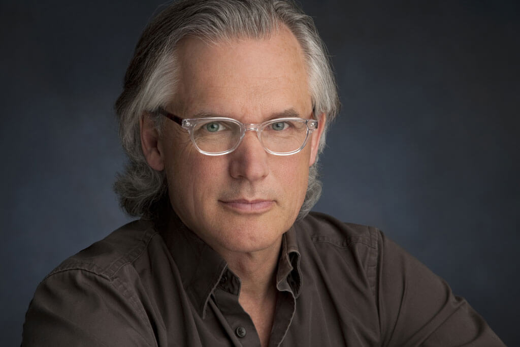Pionniers de la musique québécoise: Robert Normandeau. (Crédit: Bernard Préfontaine)