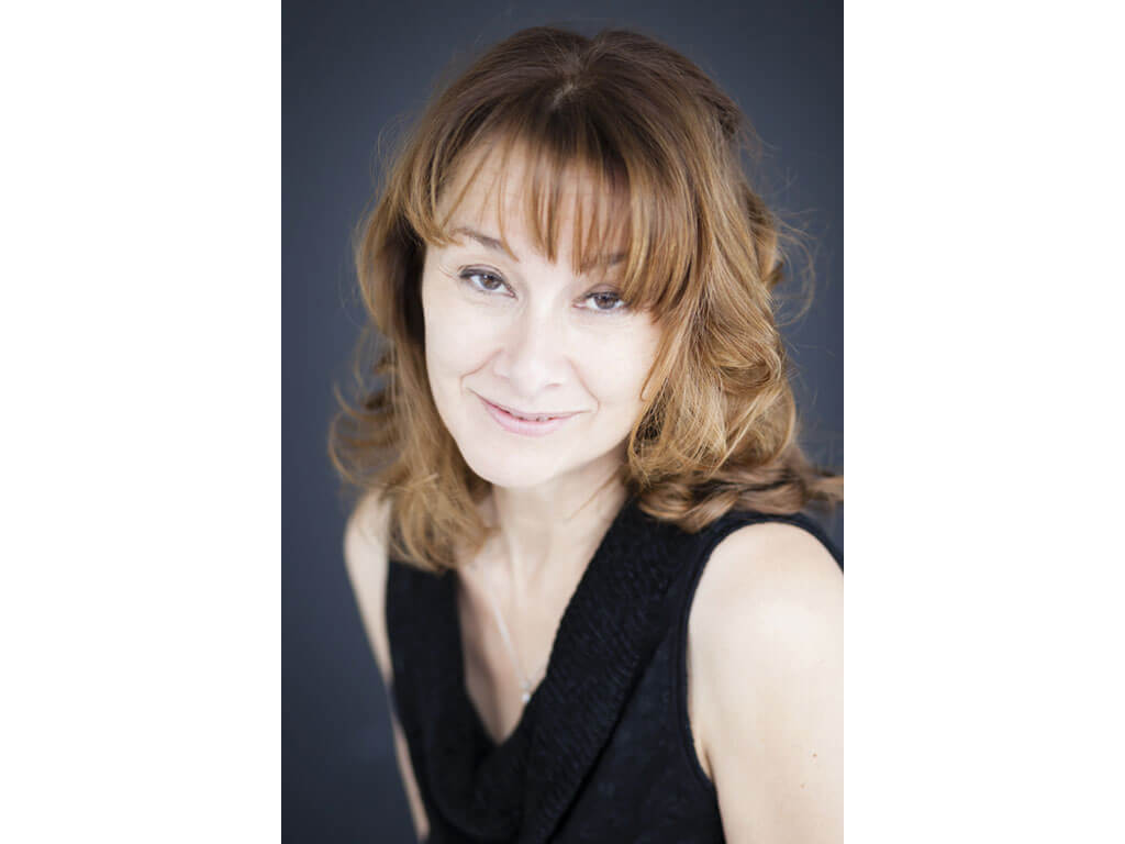 Marie Pelletier, compositrice (Photo: Agence Huguette Laplante)