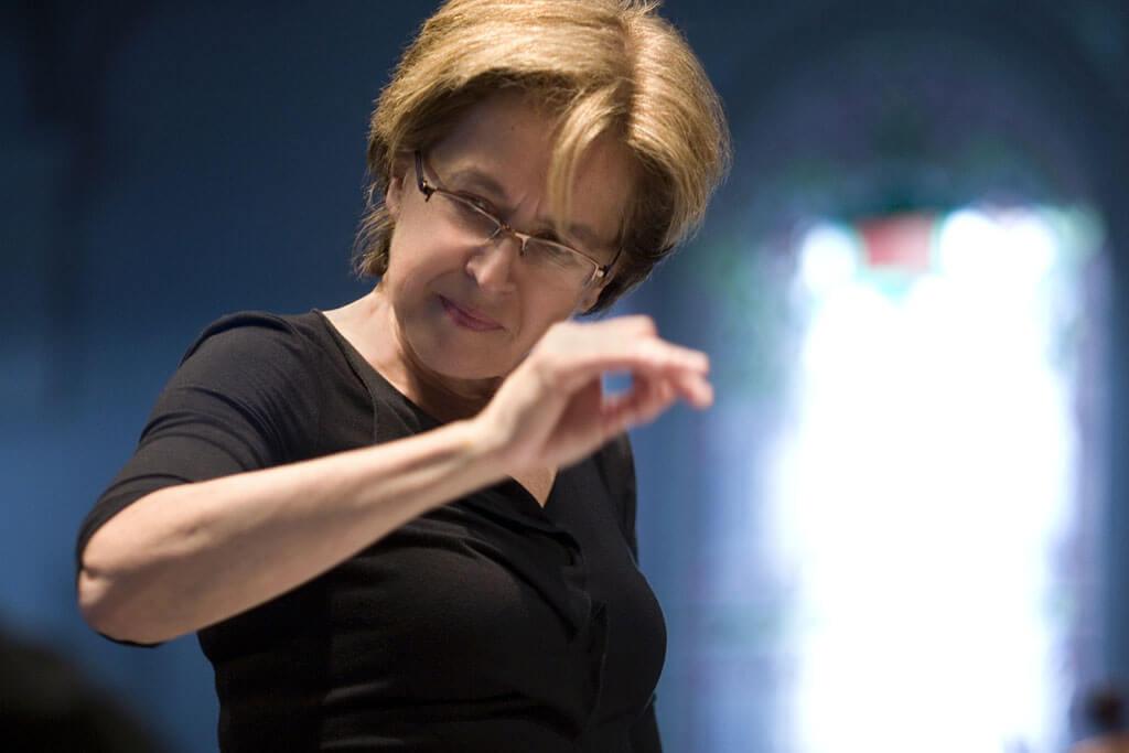 Lorraine Vaillancourt, lauréate du Prix Hommage. (Crédit: Bernard Préfontaine)