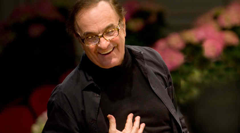 Charles Dutoit. (Photo: courtoisie)