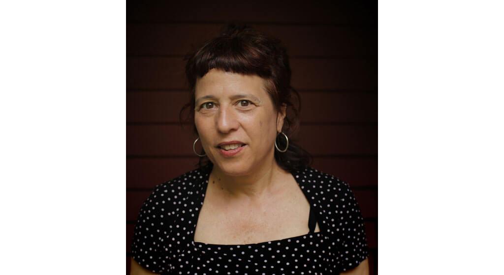 Joane Hetu, Saxophoniste, vocaliste et compositrice autodidacte (Crédit: Robin Pineda Gould)