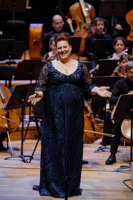Marie-Nicole Lemieux (Crédit: François Goupil)