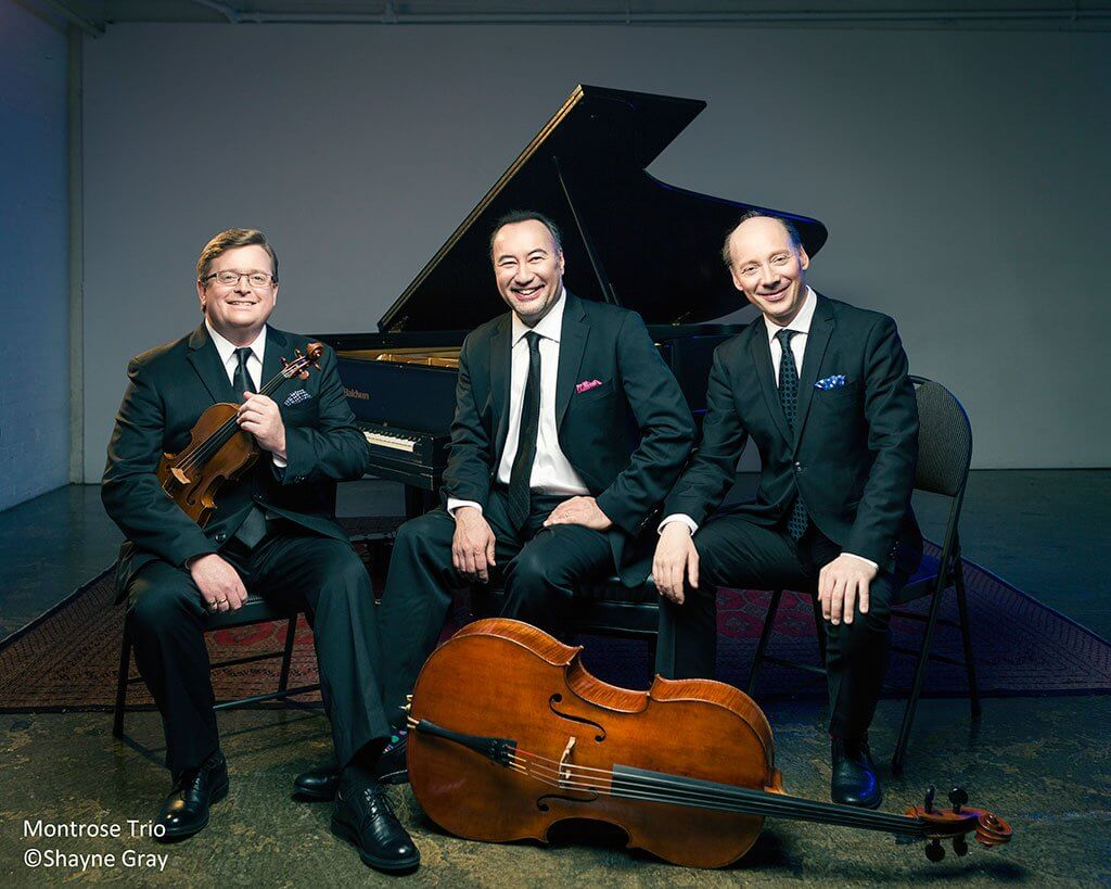 Montrose Trio (Photo : Shayne Gray)